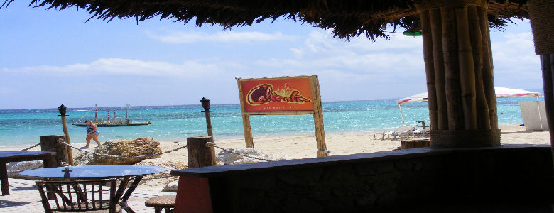 Caliente restaurant for Jamexican cuisine